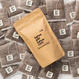 Coffee Bags with High Quality Freshly Roasted Beans
